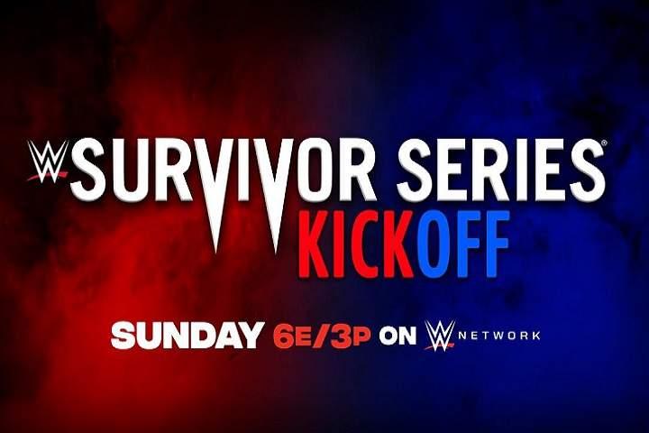 Dual-Brand Battle Royal Added To Survivor Series Kickoff Show