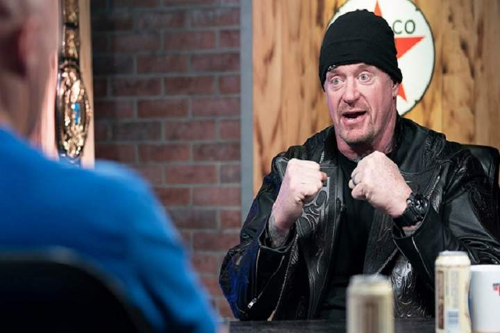 The Undertaker Reveals, He And Godfather Almost Came To Blows During A Snowstorm