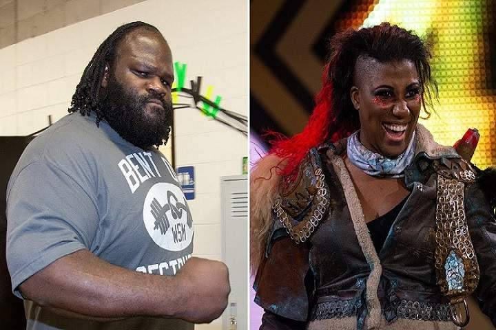 Ember Moon & Mark Henry Reflect On Their Friendship And Recall The Valuable Lesson