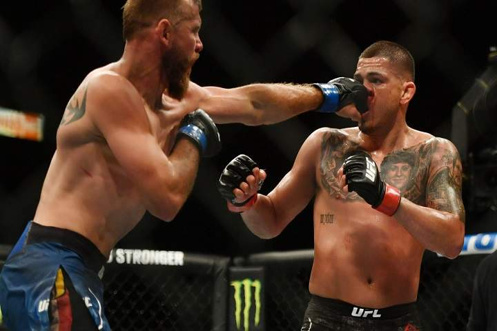 List Of UFC Rules To Win A Fight