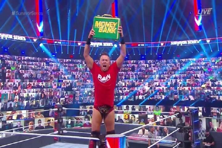 WWE Survivor Series 2020 Dual-Brand Battle Royal Winner
