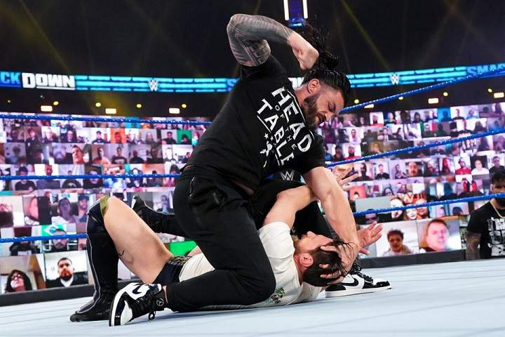 WWE Friday Night SmackDown Results April 9, 2021: Full Results, Highlights, Commentary, Live Update, Winners