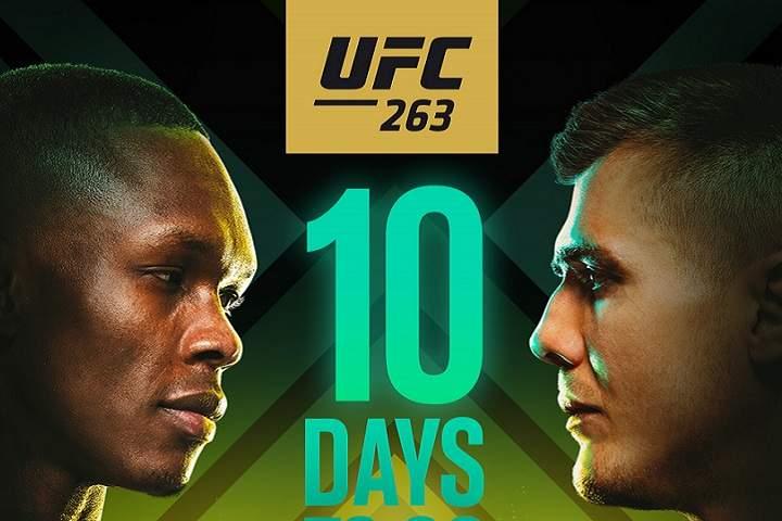 UFC 263 Adesanya Vs. Vettori 2 Results, Highlights, Recap, Commentary, Live Update, Winners