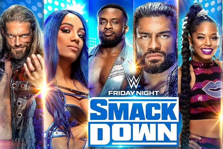 WWE Friday Night SmackDown Results July 16, 2021: Highlights, Commentary, Live Update, Winners