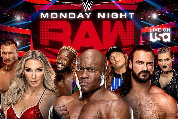 WWE Monday Night Raw Results August 2, 2021: Live Coverage, Winners Highlights, Commentary