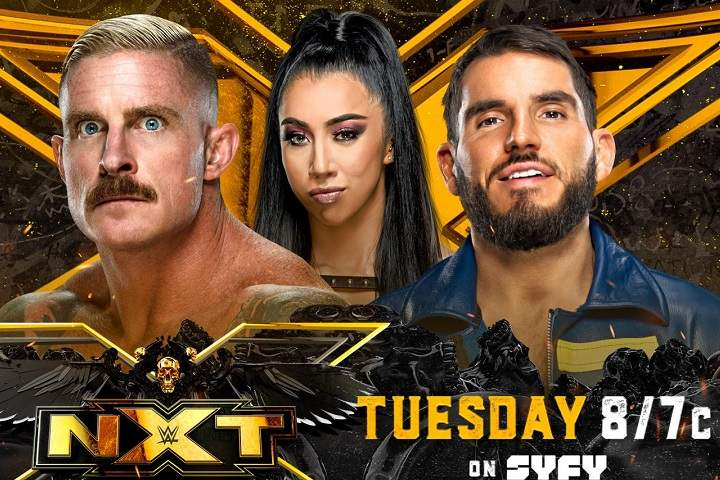 WWE NXT Results August 3, 2021: Live Coverage, Winners Highlights, Commentary