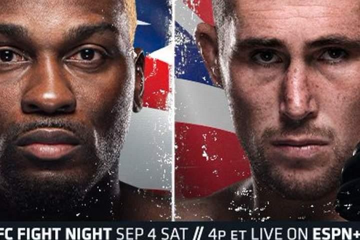 UFC Fight Night: Brunson Vs. Till Results, Highlights, Recap, Commentary, Live Update, Winners