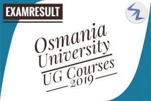 Osmania University UG Courses 2019 | Result Declared | Detai...