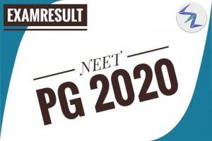 NEET PG 2020 | Result Declared For 50 Percentage Quota Seats...