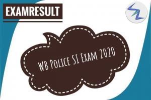 WB Police SI Recruitment Exam 2020 | Result Declared | Detai...
