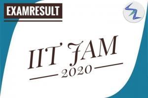 IIT JAM 2020 | Result Declared | Details Inside