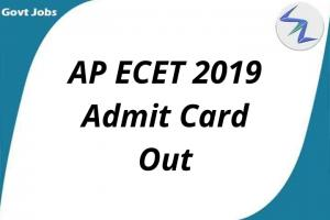 Andhra Pradesh Engineering Common Entrance Test 2019 Admit C...
