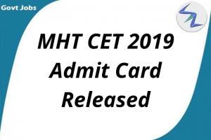 Maharashtra Common Entrance Test Admit Card Released   Full ...
