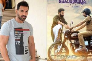 John Abraham to produce Hindi remake of Malayalam film Ayyap...