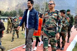 Heartfelt Thanks To Indian Army For Inviting Me To Uri Base ...