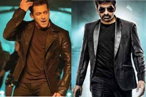 Salman Khan Acquires Hindi Remake Rights of Ravi Teja Starre...