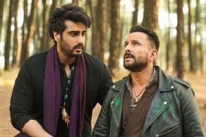 Saif Ali Khan And Arjun Kapoor To Return As Ghost Hunters In...