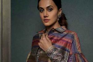 Taapsee Pannu To Play Female Lead Opposite Shah Rukh Khan In...