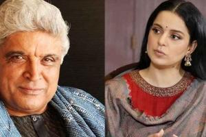 Kangana Ranaut Files A Counter Defamation Case Against Javed...