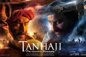 Tanhaji Box Office Collection | Day Wise | Worldwide