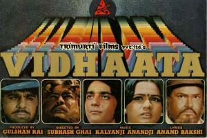 Vidhaata [1982] Box Office Collection | Day Wise | Worldwide
