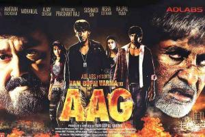 Aag [2007] Box Office Collection | Day Wise | Worldwide