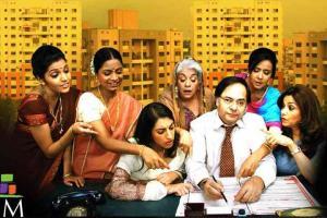 Saas Bahu Aur Sensex Box Office Collection | Day Wise | Worl...