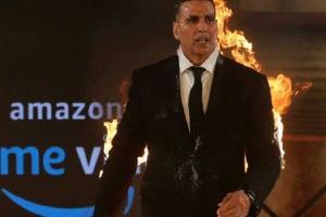 Akshay Kumar's Digital Debut Series 'The End' Likly To Roll ...