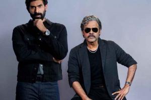 Venkatesh And Rana Daggubati To Star Together In A NETFLIX C...