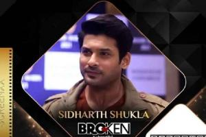 Sidharth Shukla Wins Best Actor Award For 'Broken But Beauti...