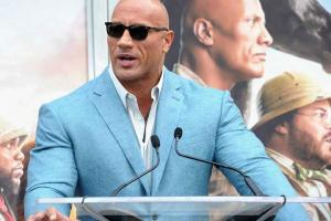 Hollywood Star Dwayne Johnson Reacts To 46% Respondents Want...