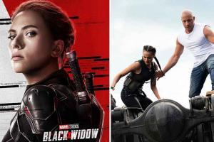 Box Office: Marvel Studios 'Black Widow' Is Projected To Sco...