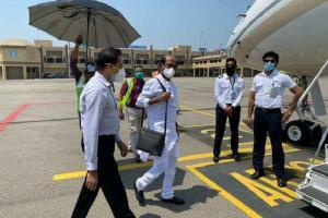 Rajinikanth Returns To Chennai After Wrapping Up His Part Of...