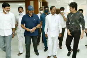 Telangana CM KCR Announces New Film City In Hyderabad, Says,...