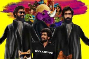 Rana Daggubati Launches His YouTube Channel, 'SouthBay' To C...