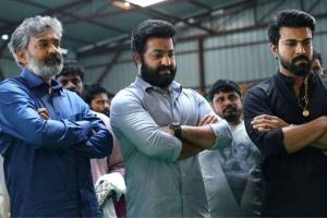 SS Rajamouli To Shoot A Promotional Song On Friendship Anthe...