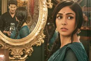Mrunal Thakur To Make Telugu Debut Opposite Dulquer Salmaan ...
