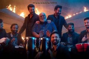 Friendship Day: Makers of RRR Released The First Song From T...