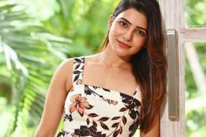 Samantha Ruth Prabhu Signs Two Tamil-Telugu Bilingual Films