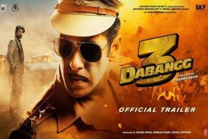Here Is Powerful Trailer of Dabangg 3 | Salman Khan