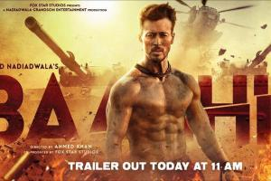Baaghi 3 Trailer: The Rebel is Back For The Greatest Battle