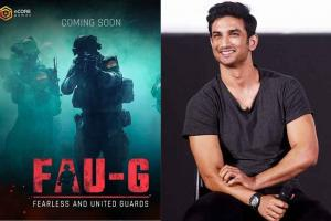 Developers Of FAU-G Rubbish Late Sushant Singh Rajput's Invo...