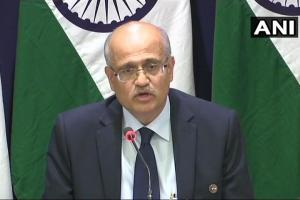 Surgical Strike 2: Foreign Secretary Vijay Gokhale briefs th...