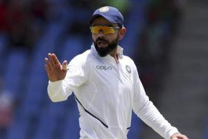 Kohli Surpassed Dhoni To Become India's Most Successful Test...