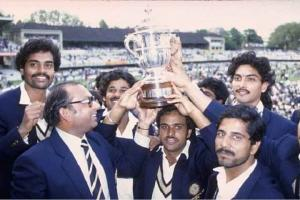 The interesting and unheard facts about Team India's 1983 Wo...