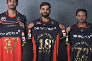 Royal Challengers Bangalore To Pay Tribute To Covid Heroes T...