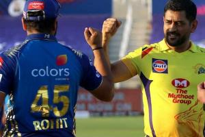 MS Dhoni Teases Match Referee Manu Nayyar On Social Distanci...
