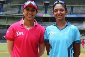Smriti Mandhana, Harmanpreet Kaur, Among Five Indian Players...