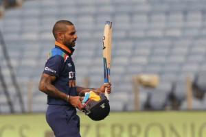 Shikhar Dhawan Named Captain As BCCI Announces ODI and T20I ...