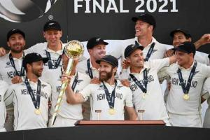'The People's Champions', Cricket Fraternity Lauds New Zeala...